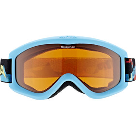 Alpina Carvy 2.0 goggles Kinderen turquoise